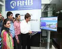 RNB Global University,Bikaner