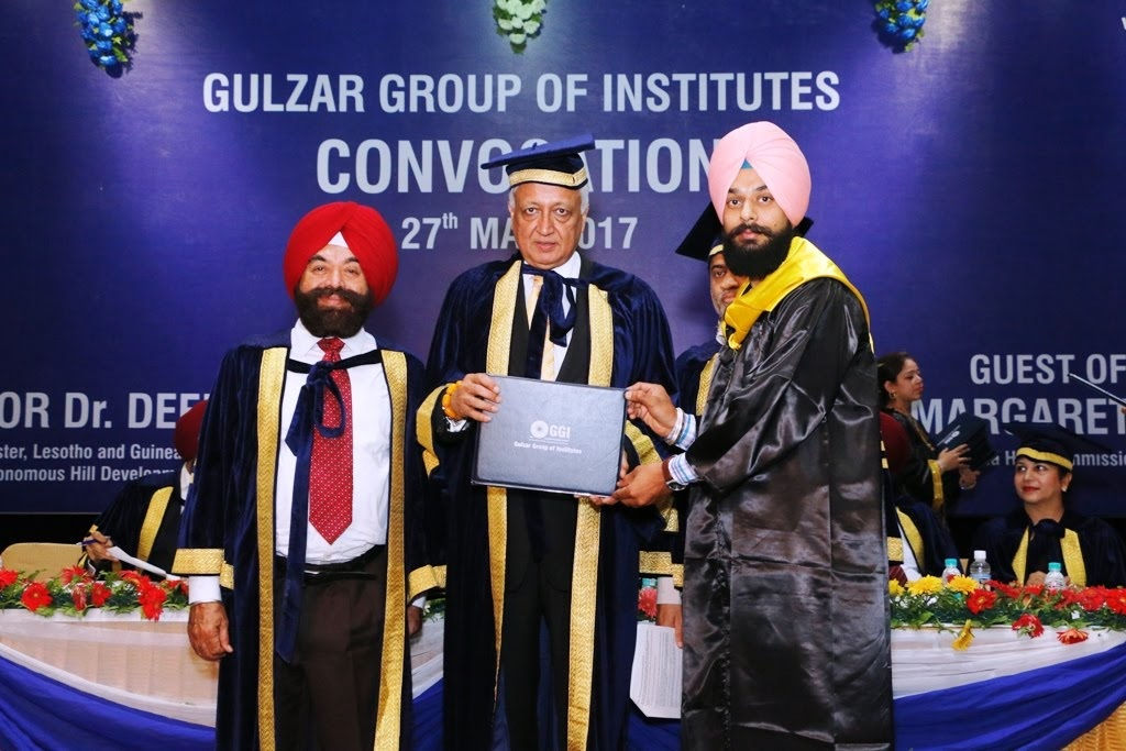 Gulzar Group of Institutes (GGI),Ludhiana