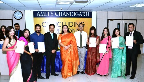 Amity Global Business School (AGBS),Chandigarh