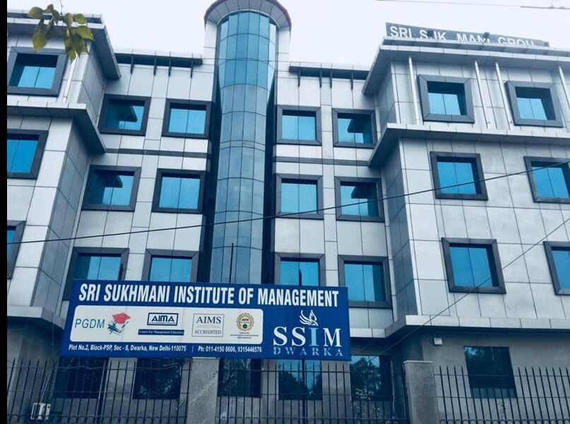 Sri Sukhmani Institute of Management,New Delhi